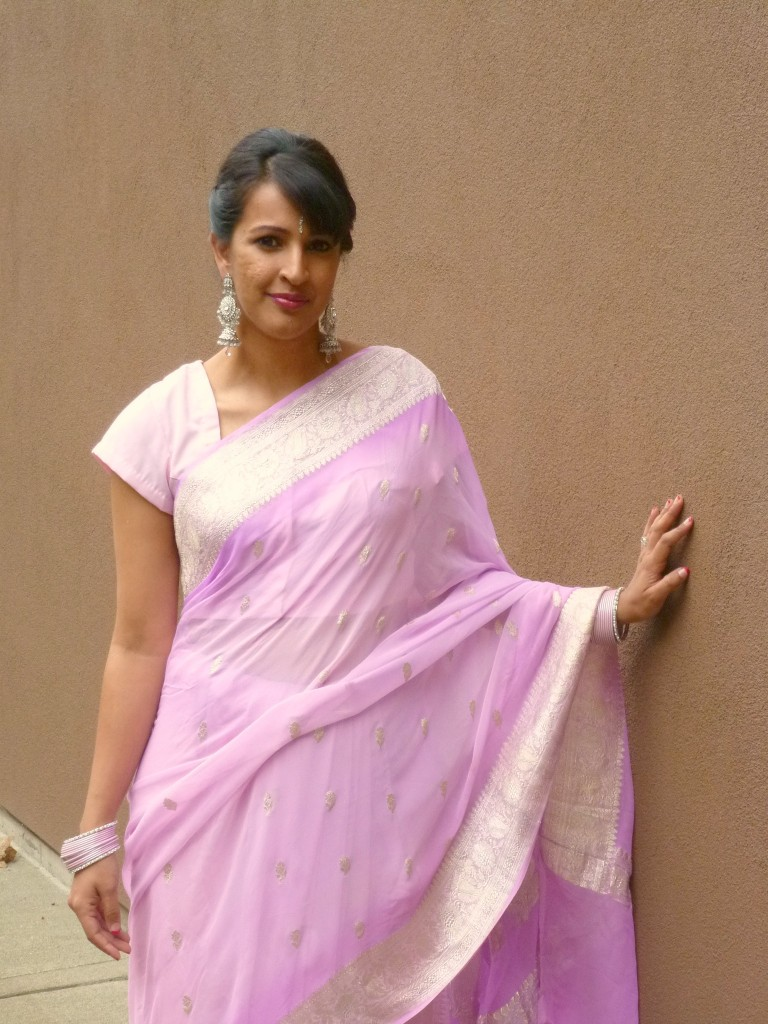 Outfit Inspiration: Sari Style