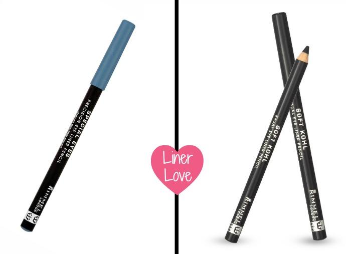 Favourite Find Rimmel Eye Liner Pencils