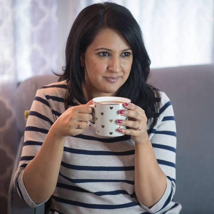 pink chai living, raj thandhi