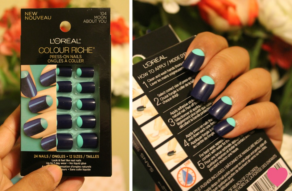 L\'Oreal Press on Nails: Favourite Find
