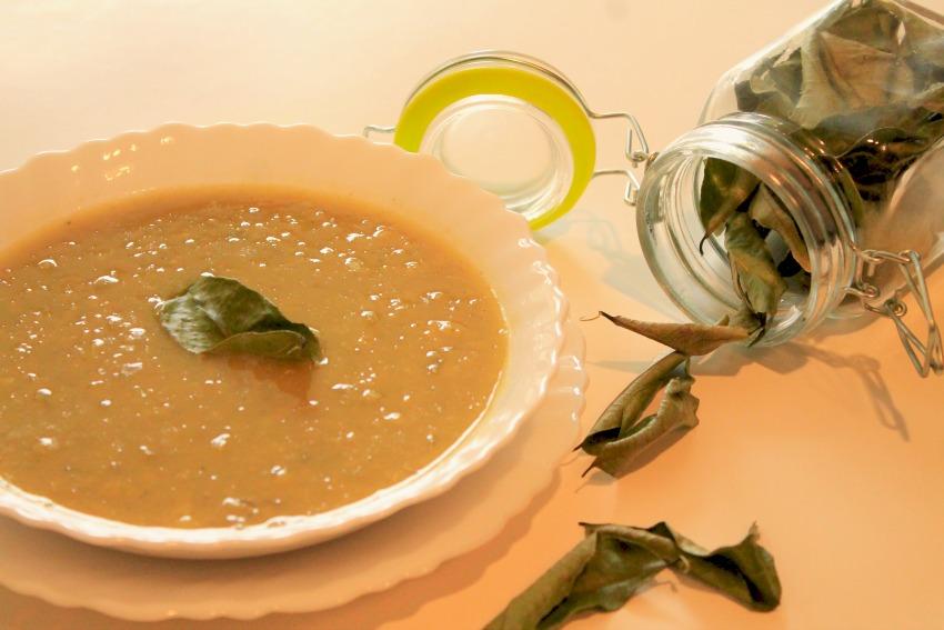 masoor daal red lentils