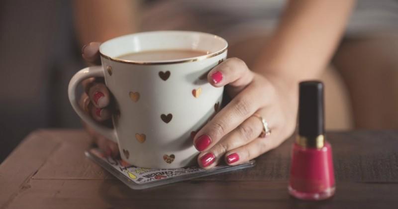 pink chai living raj