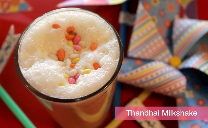 thandhai milkshake