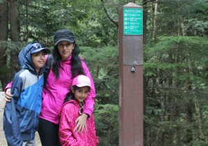 Hike the Stawamus Cheif with Kids