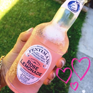 fentimans rose lemonade