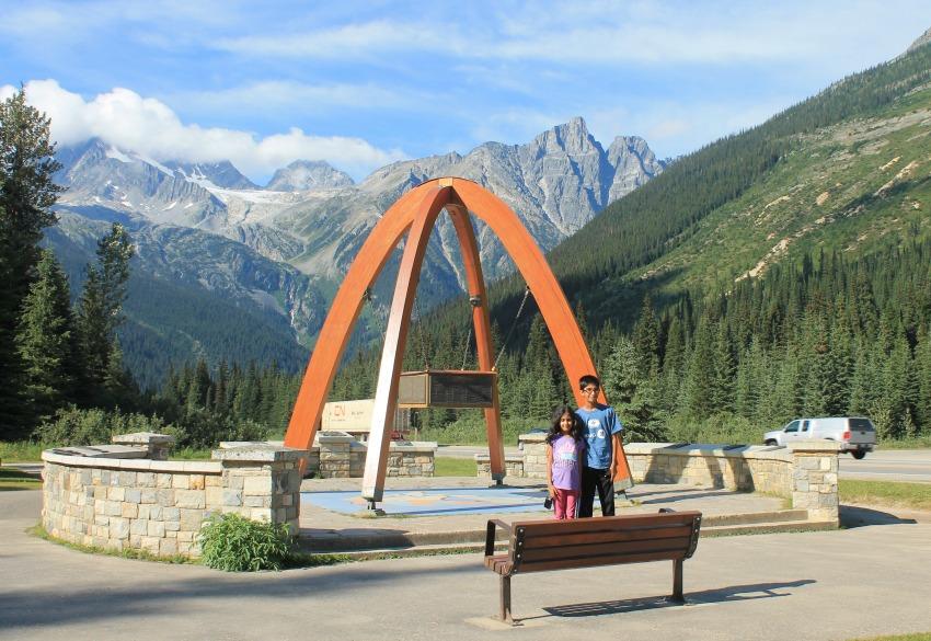 Rogers Pass Yoho National Pass