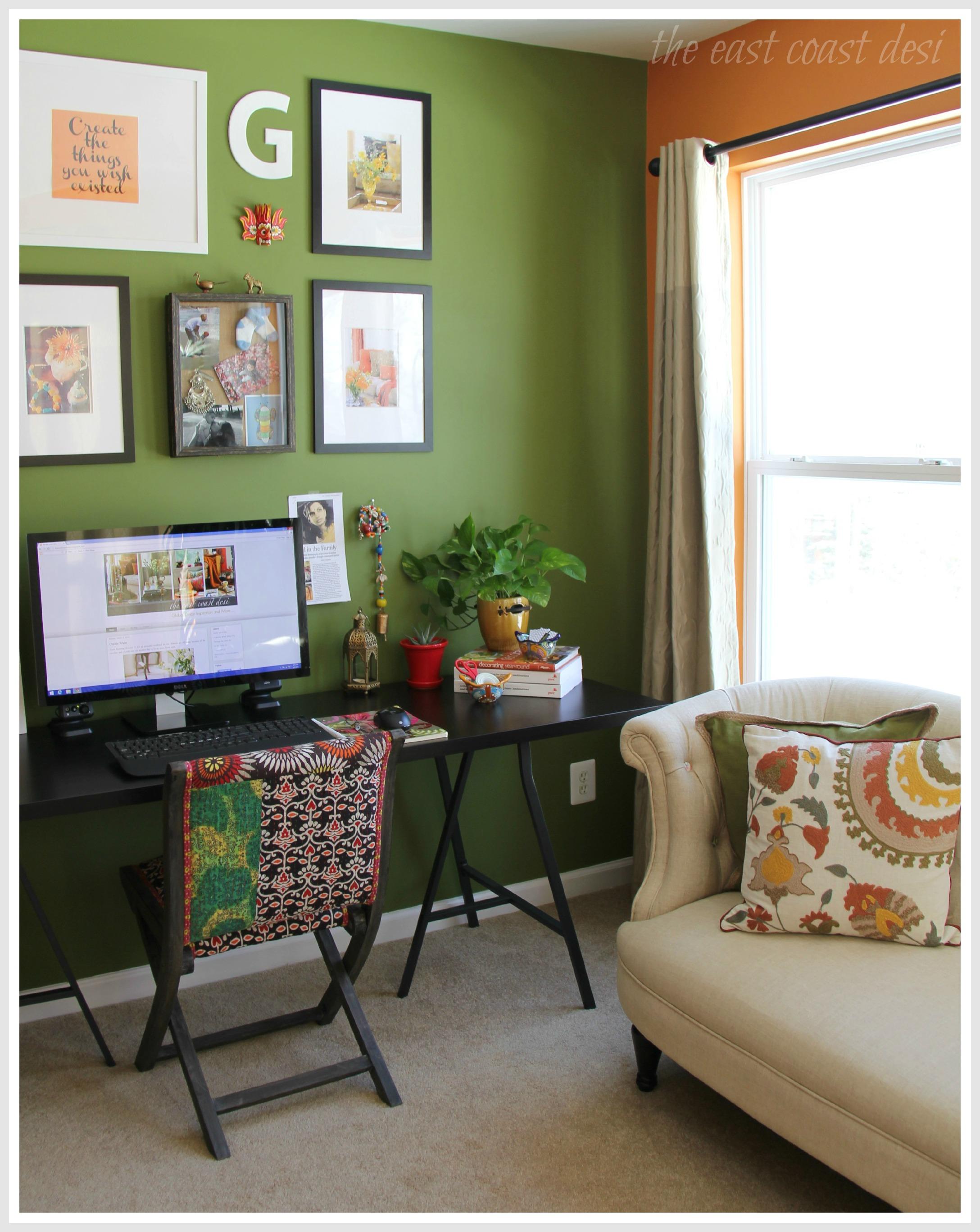 blogadda home office 3 - Desi Home Pic