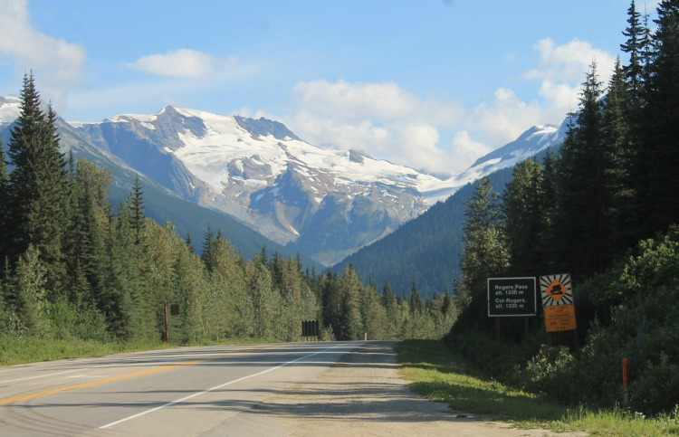 Rogers Pass BC