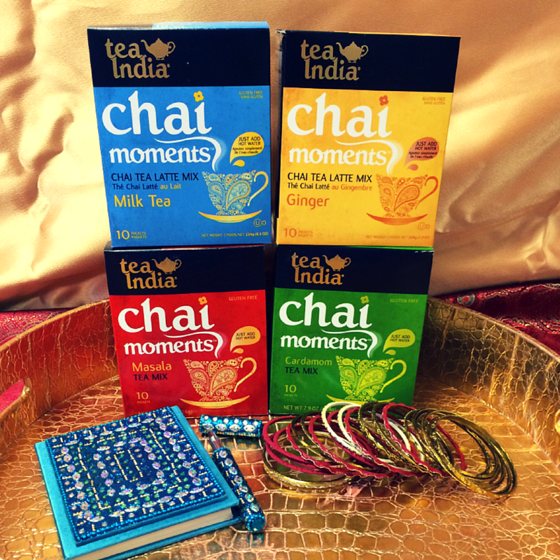 tea india giveaway