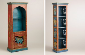 painted-elephant-bookcase-world-market