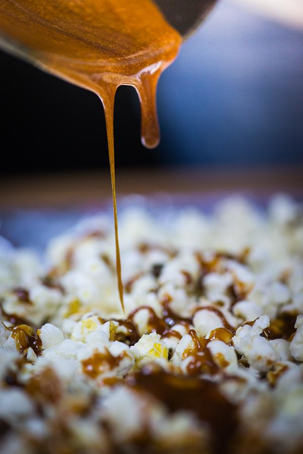 jaggery popcorn