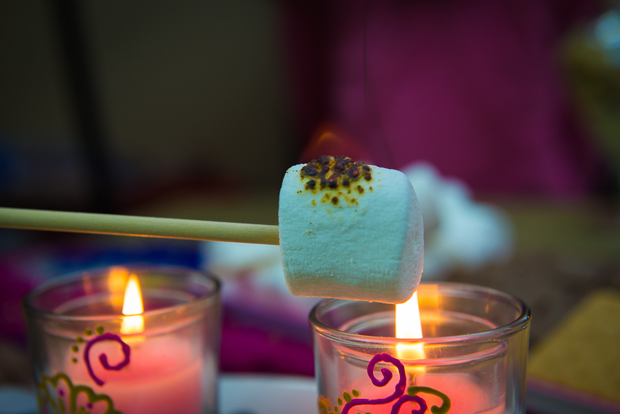 How to Celebrate Lohri: Smores Bar via Pink Chai Living Blog