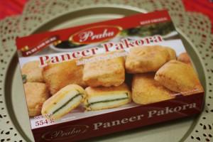 prabu foods paneer pakora