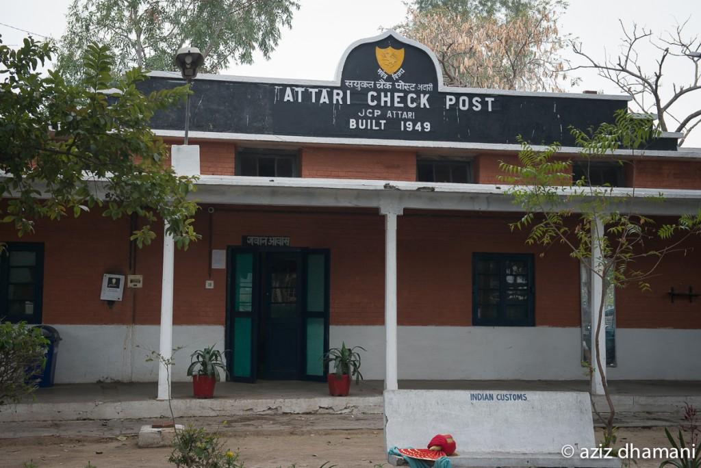attari check post