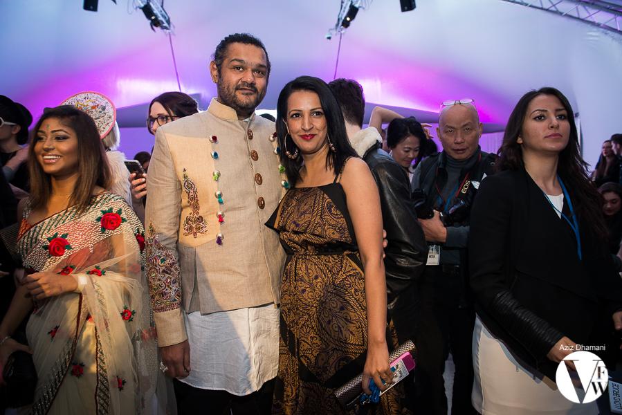 vancouver fashion week shravan kumar