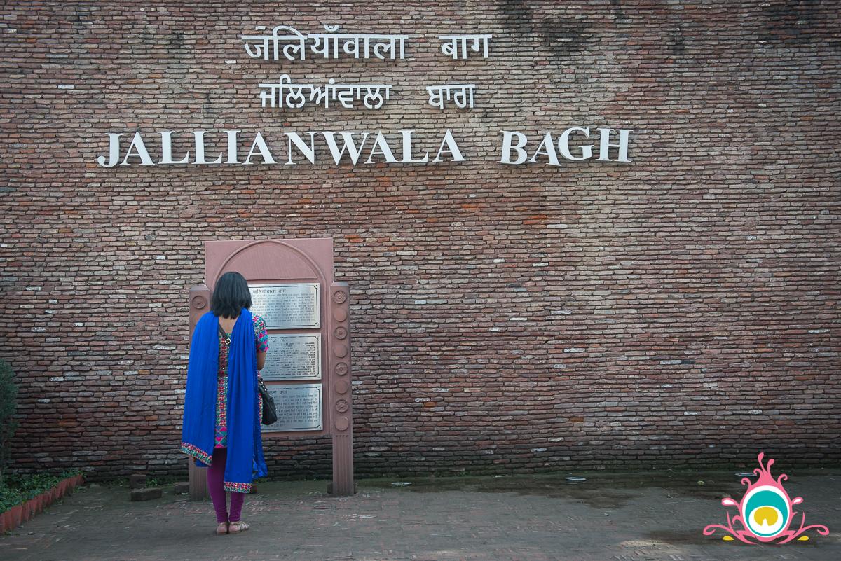 jallianwala bhag, amritsar travel guide