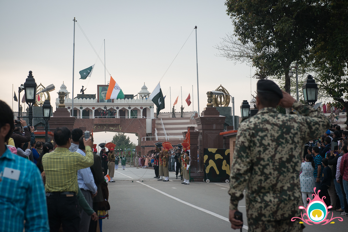 amritsar travel guide, wagah border
