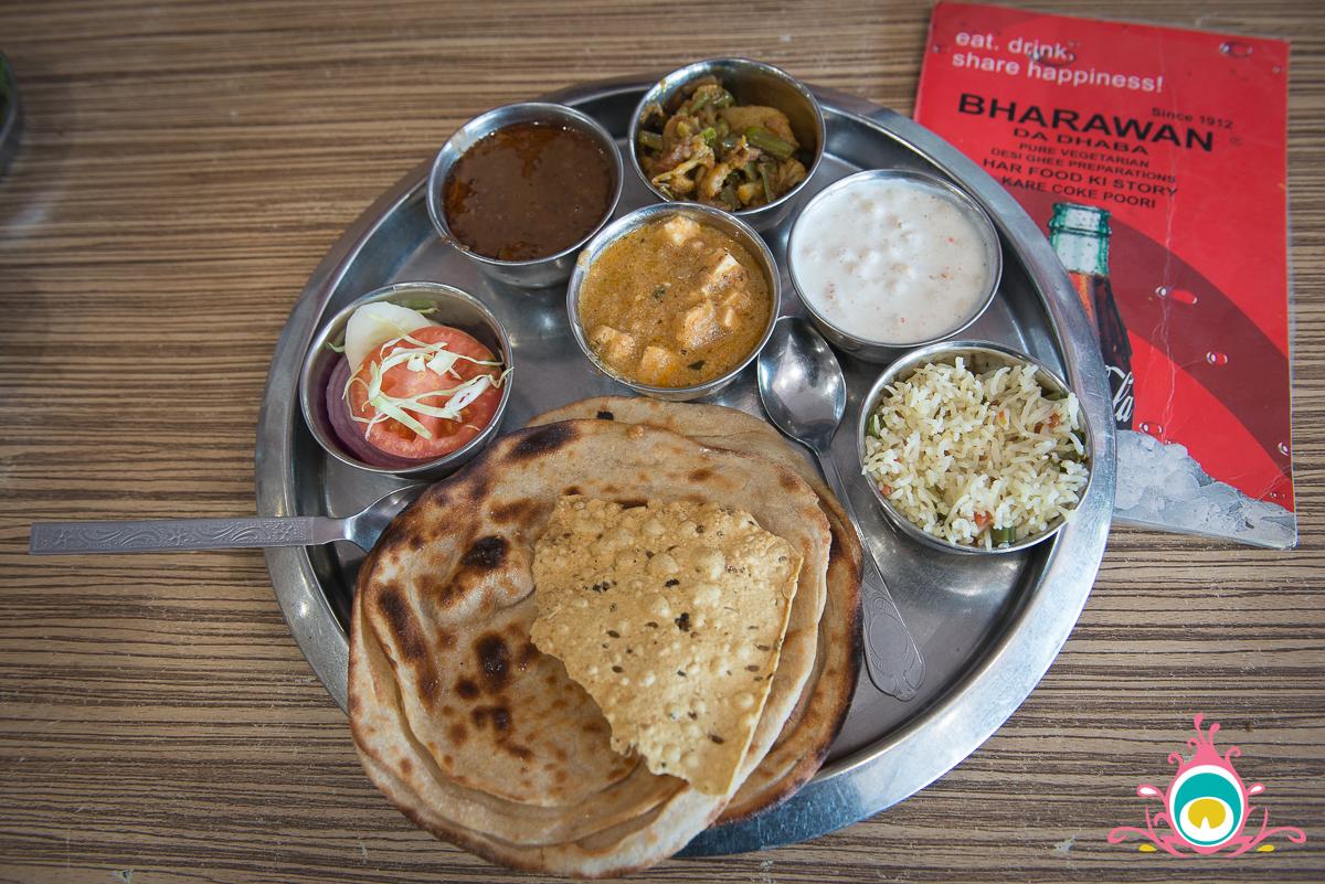 amritsar travel guide, food