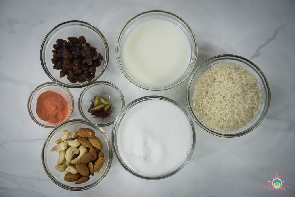 zarda recipe