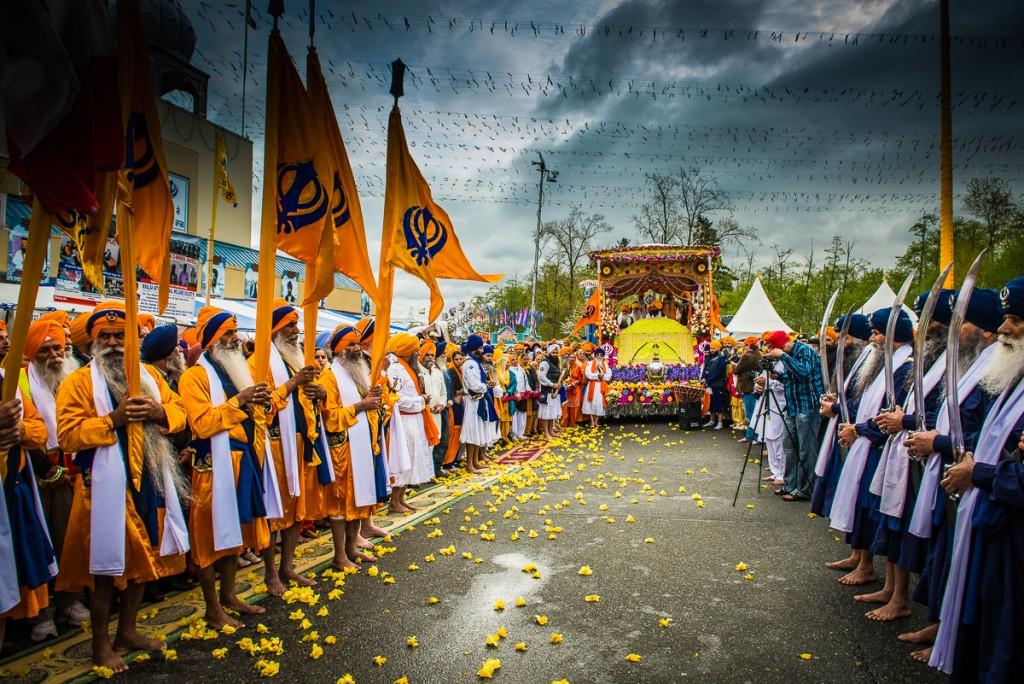 vasakhi parade surrey
