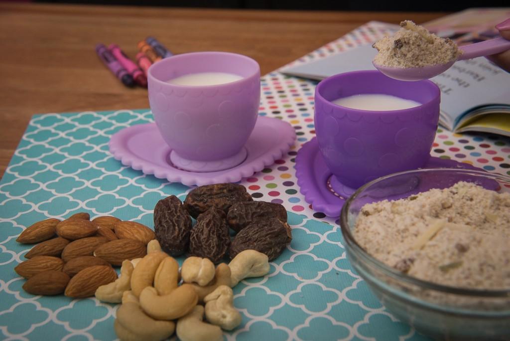 milk masala recipe