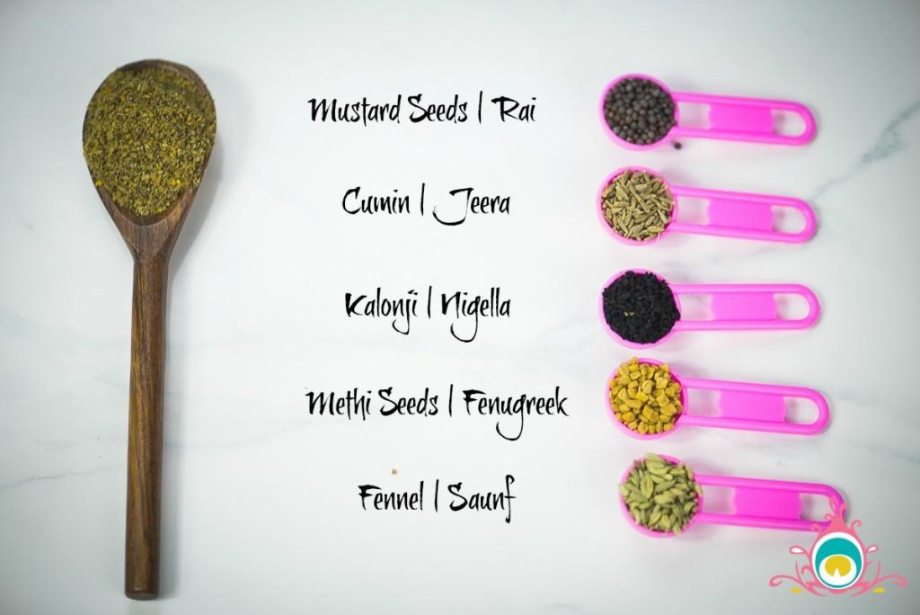 panch phoron ingredients