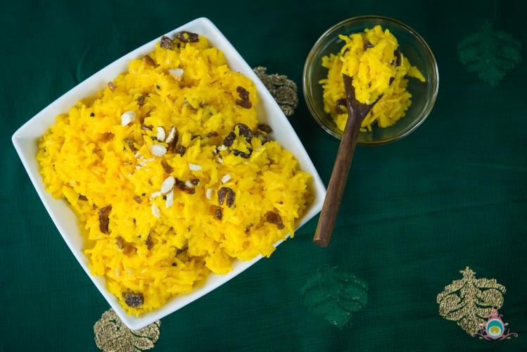 Zarda Recipe: Punjabi Sweet Rice | Pink Chai Living