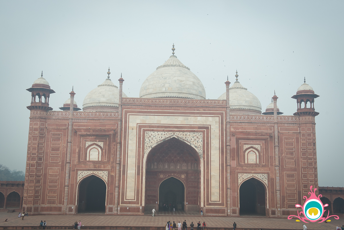 agra travel guide, taj mahal
