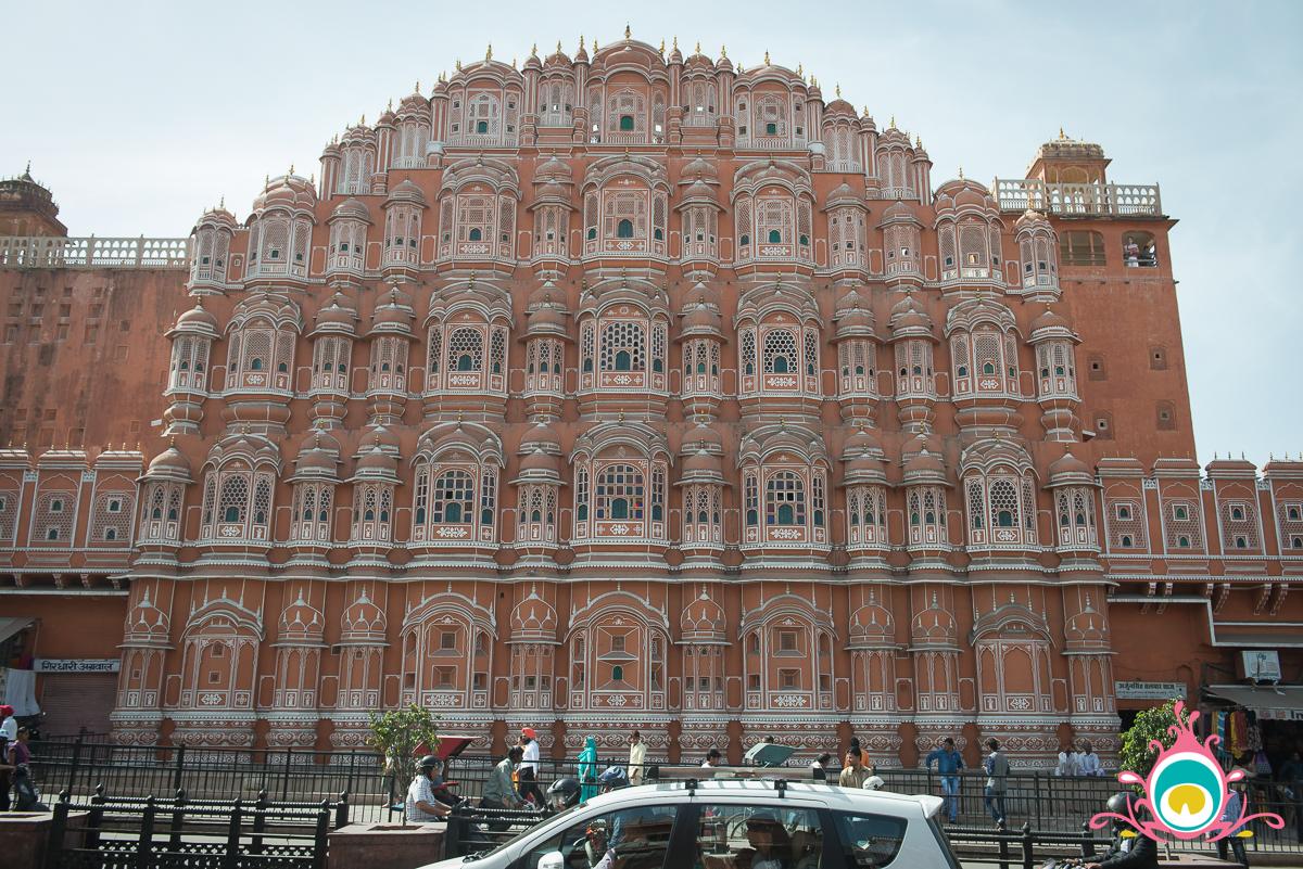hawa mahal, jaipur travel guide,