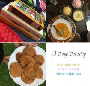 3 Things Thursday