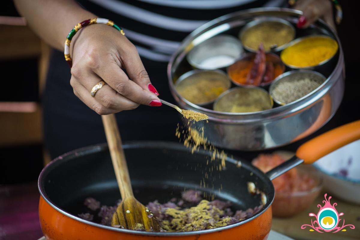 bhindi sabzi punjabi style recipe, bhindi masala