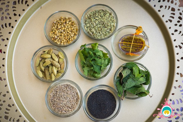 summer spice box: cooling spices to cook with in summer