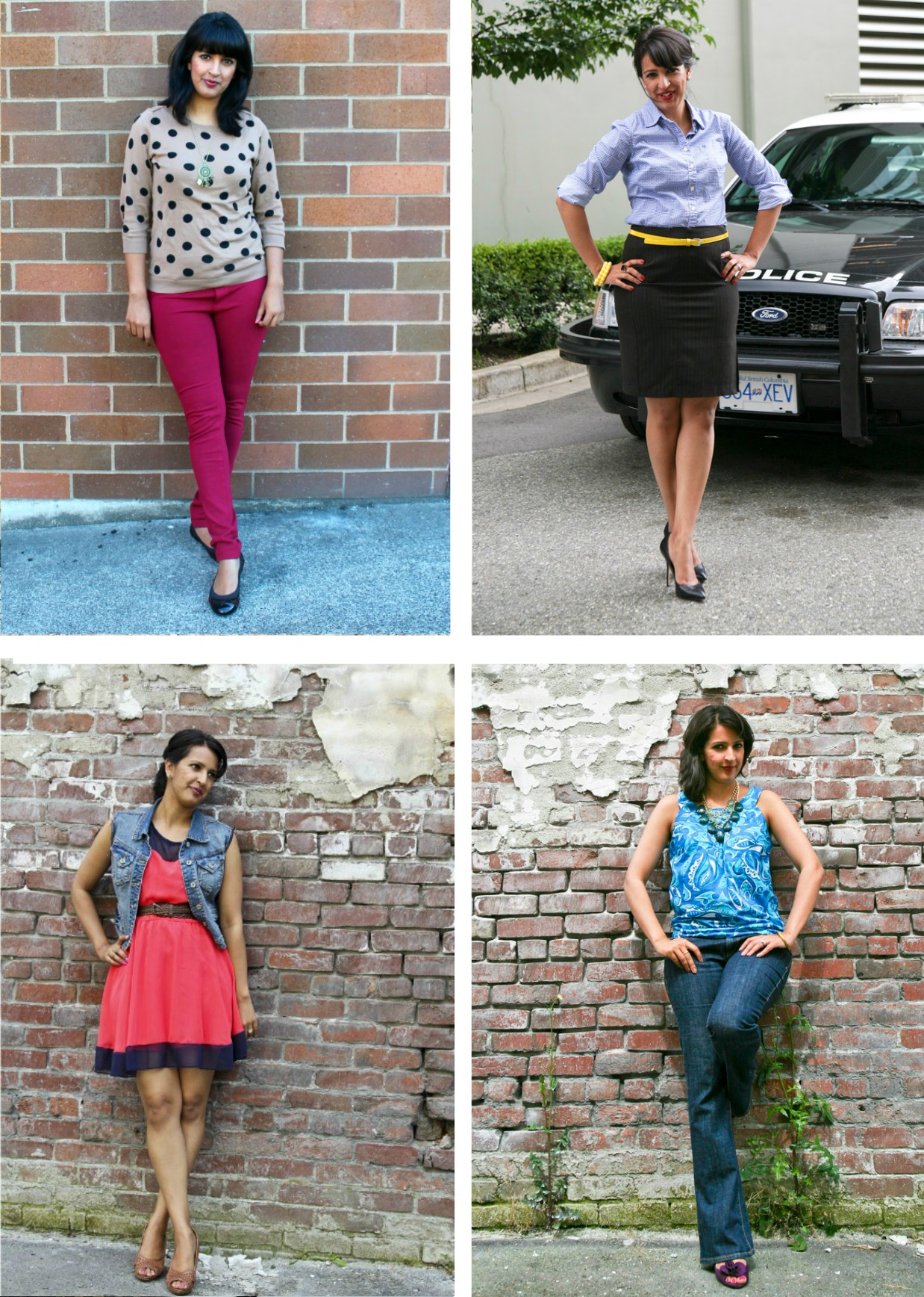 20 outfit ideas for spring and summer, pink chai living
