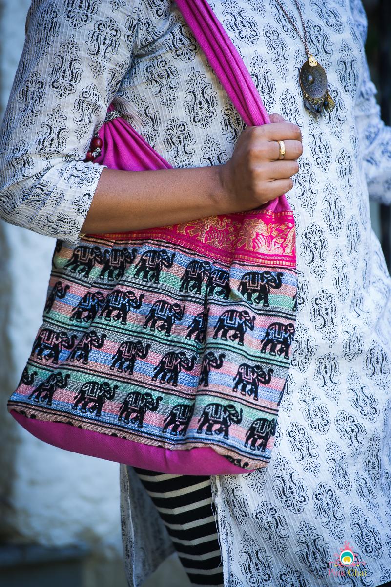 style a kurti as a dress