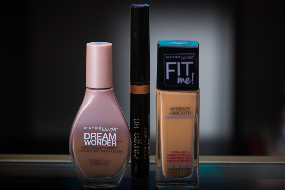 best drugstore foundation for Indian skin