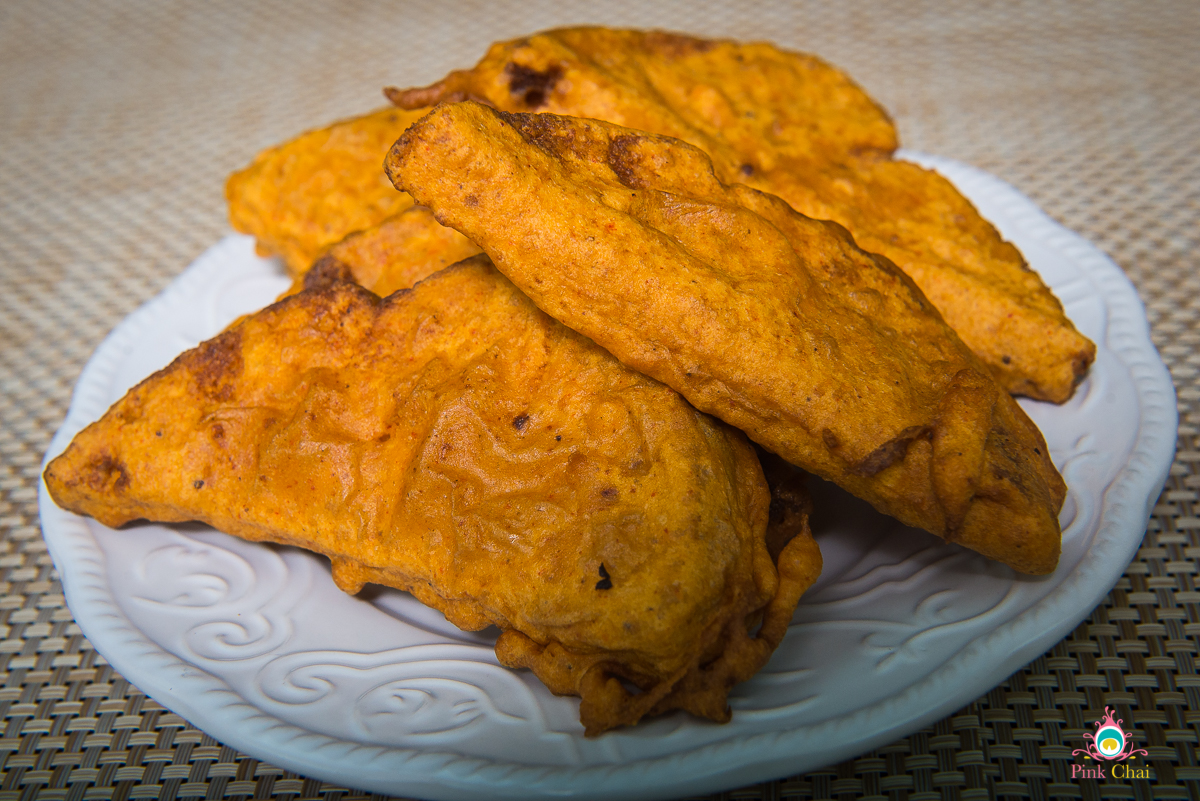 bread pakora recipe
