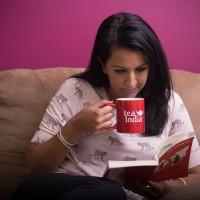 tea india pink chai living
