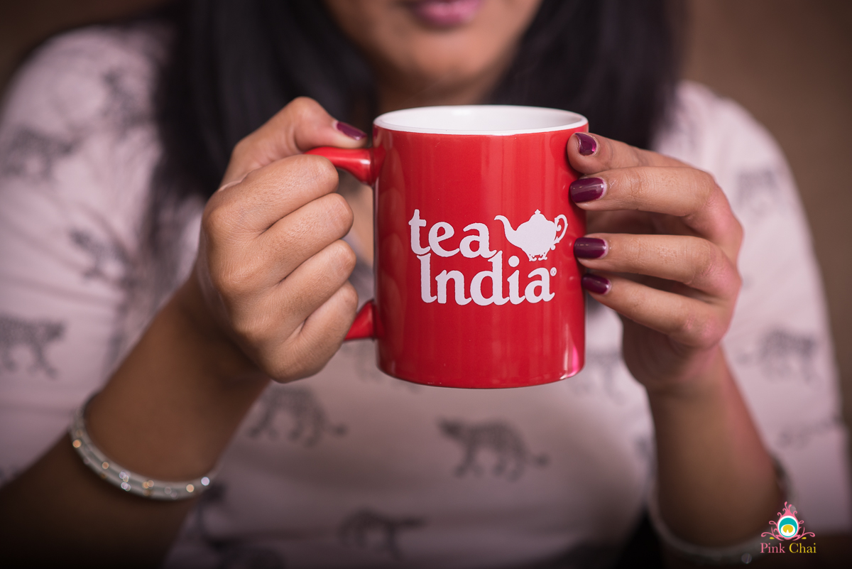 tea india pink chai living