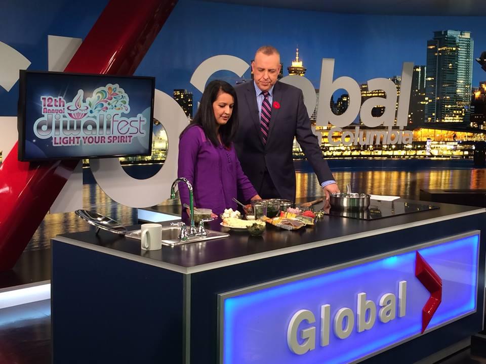 pink chai global TV