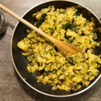aloo bharta recipe