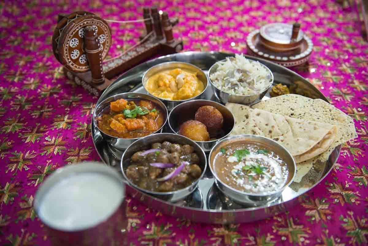 Happy vaisakhi pink chai living for Authentic punjabi cuisine