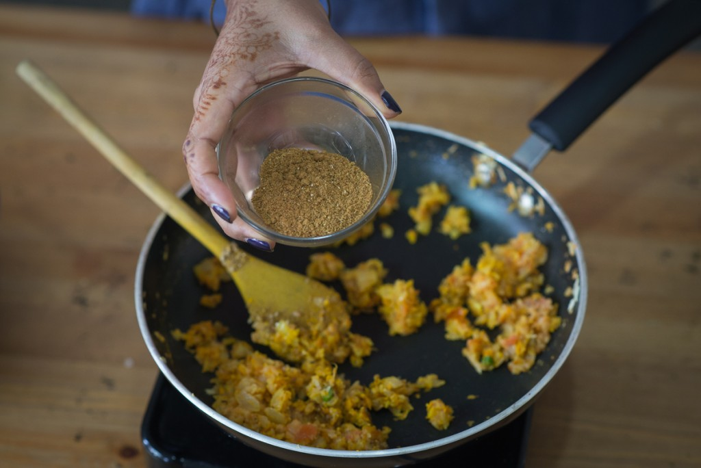 amritsari choley