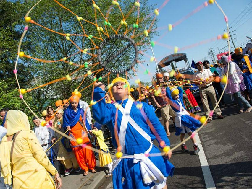 surrey vaisakhi parade 2