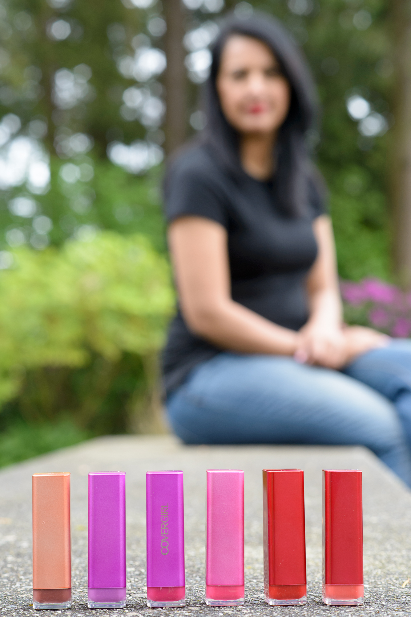 colourlicious covergirl lipstick