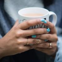 pink chai living
