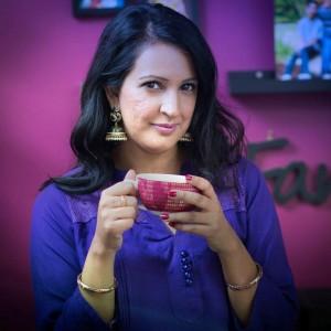 south asian womens blog, pink chai