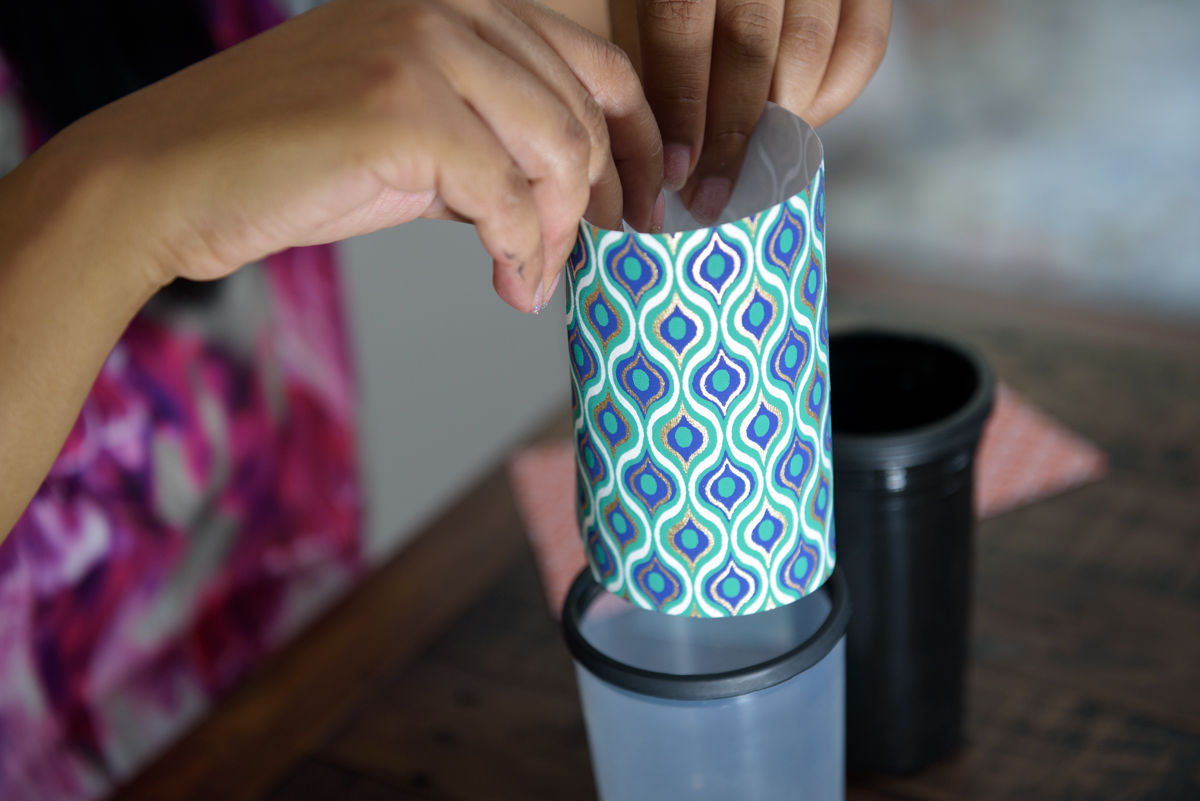 diy travel tumblers for chai