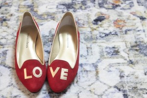 town shoes love slipper