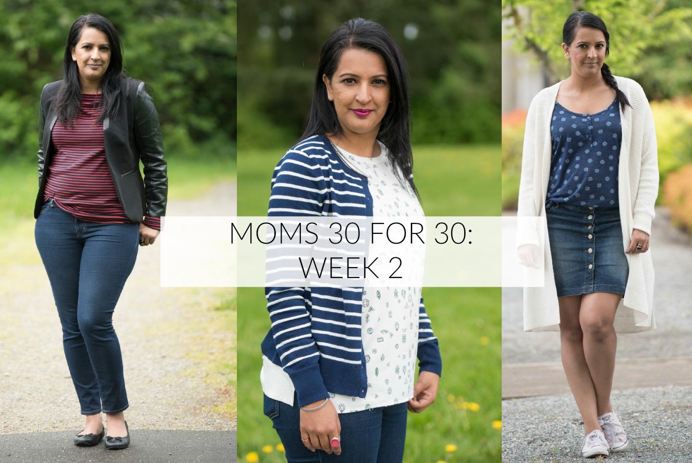moms 30 for 30 week 2