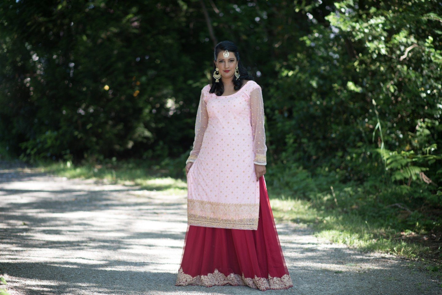 reusing wedding lehenga